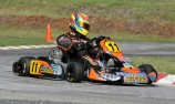 Pierce Lehane sets the pace in Gladstone