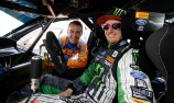 Ken Block gets first taste of a V8 Supercar