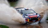 Loeb fights to the front in Argentina