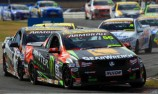 Pretty takes first V8 Ute race and round win