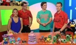 VIDEO: Courtney and Tander on Kids' WB