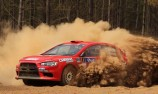 Tom Wilde wins Forest Rally