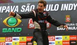 Three-straight for Will Power in Brazil