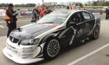 Jack Perkins tests V8 SuperTourer at Manfeild