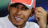 Lewis Hamilton tops opening Shanghai session