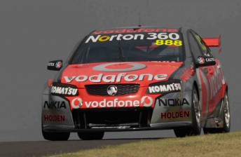 V8 Supercars will return to Eastern Creek in 2012
