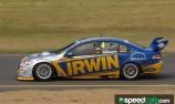 2012 V8 Supercars Sandown pre-season test