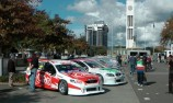 VIDEO: Radisich and Murphy talk V8 SuperTourers in Palmerston North