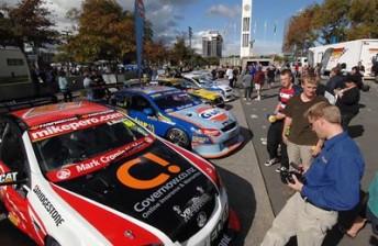 V8 SuperTourers closing on Taupo confirmation