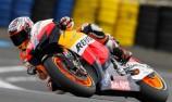 Repsol Honda duo fastest in Le Mans practice