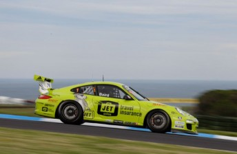 Baird 344x224 Baird back on top in Carrera Cup Race 2