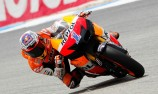 Casey Stoner fastest on first day in Portugal