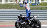 Checa, Melandri share Miller WSBK victories