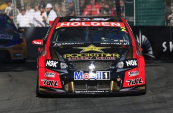 Garth Tander's #2 Holden Racing Team Commodore VE