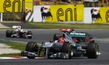 Schumacher handed grid penalty after Senna collision