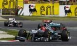 Schumacher handed grid penalty after Senna collision