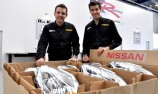 Freight arrivals increase Nissan presence at Kelly Racing