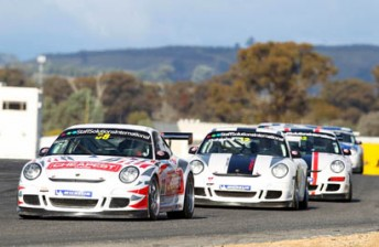 23june1 344x224 Kane Roses spin and win in GT3 Cup at Winton