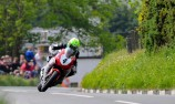 Cameron Donald second in Isle of Man TT opener