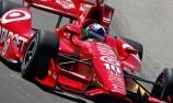 Dario Franchitti wins Iowa pole