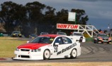 Evangelou wins on Touring Cars return at Winton