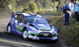 Latvala sets pace in Rally New Zealand qualifying