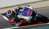Lorenzo sets scorching Barcelona practice pace