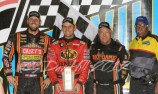 Kerry Madsen takes historic World of Outlaws win