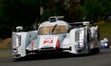 McNish quickest despite crashing in Le Mans test