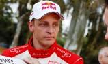 Mikko Hirvonen in big testing accident