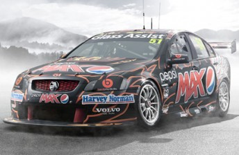 David Russell will get his second V8 Championship start at Hidden Valley this weekend