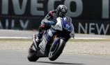 Yamaha on top in Assen MotoGP practice