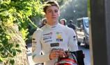 Stanaway fractures vertebrae in Formula Renault crash