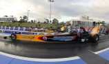 Allan Dobson pays tribute to Mick Atholwood with Winternats win
