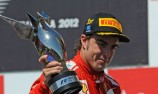 Q&A: Alonso on emotional Valencian win