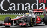Lewis Hamilton sets the early pace in Canada