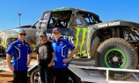 V8 drivers in awe of Finke Desert Race