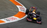 Vettel tops practice in upgraded Red Bull