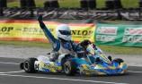 Breakthrough Stars of Karting win for Randle