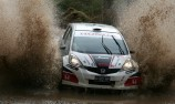 Eli Evans keeps Honda up front at Rally SA