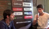 VIDEO: Mark Webber interviews Mitch Evans