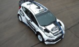 Ford World Rally Team's new-look for Finland