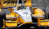 Helio Castroneves wins north of the border