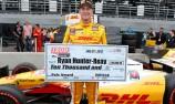 Hunter-Reay fastest in Edmonton IndyCar qualifying