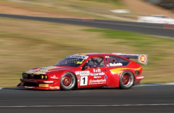 Ricciardello 344x224 Ricciardello back on top in Sydney Sports Sedans