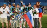Russia edges Poles in Speedway World Cup opener