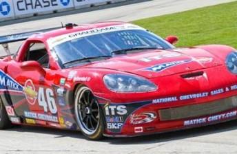 corvette 344x224 James Davison to make Indy Grand Am start