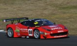 Bowe/Edwards win, Lago crashes in GT Race 2