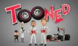 VIDEO: McLaren F1's new cartoon animation