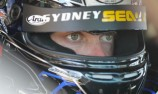 Webb makes trip to UK for driver coaching